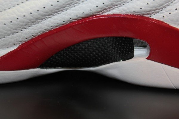 Air Jordan XIV (14) 'White/Varsity Red-Black' - More Images