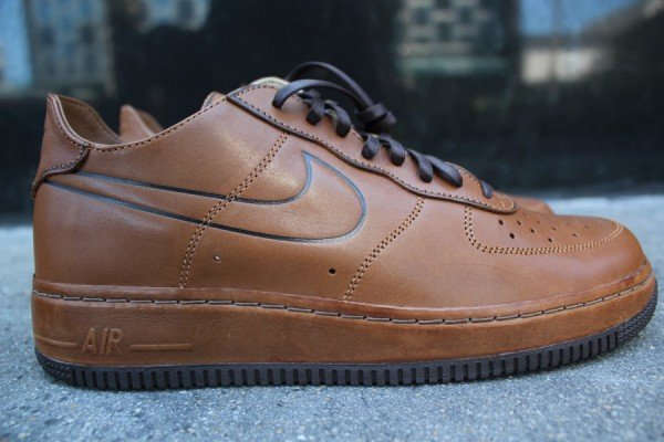 save off 3ce9c 3ec0d Nike Air Force 1 Deconstruct Supreme Hazelnut - Another Look