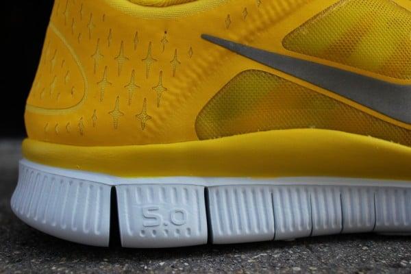 Nike Free Run+ 3 'Charm Yellow'