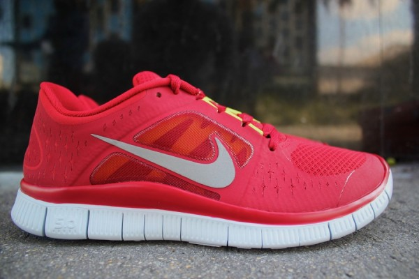 Nike Free Run+ 3 'Gym Red' - Another Look