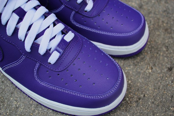 Nike Air Force 1 Low 'Court Purple' - New Images