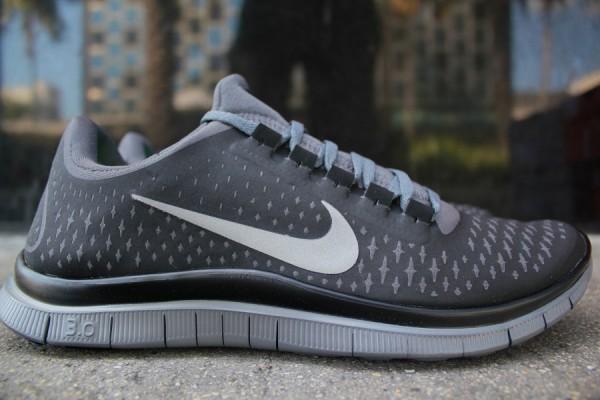 Nike Free 3.0 V4 Dark Grey