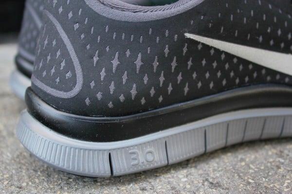 Nike Free 3.0 V4 'Dark Grey'