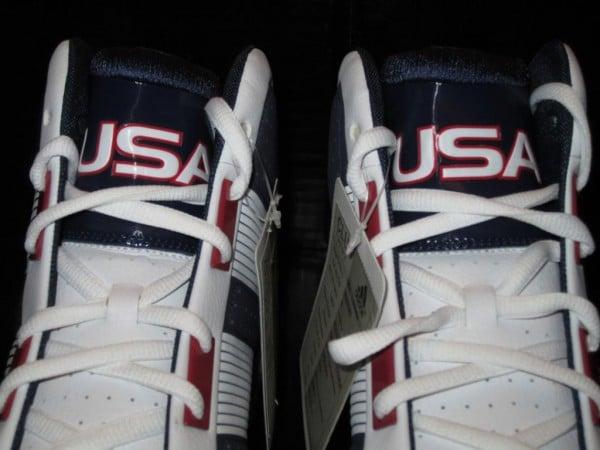 adidas Superbeast 'Olympic' Dwight Howard PE