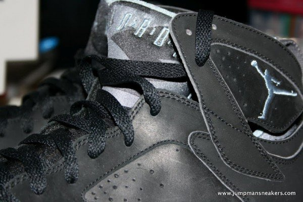 Air Jordan VII (7) 'Chambray' Unreleased Sample