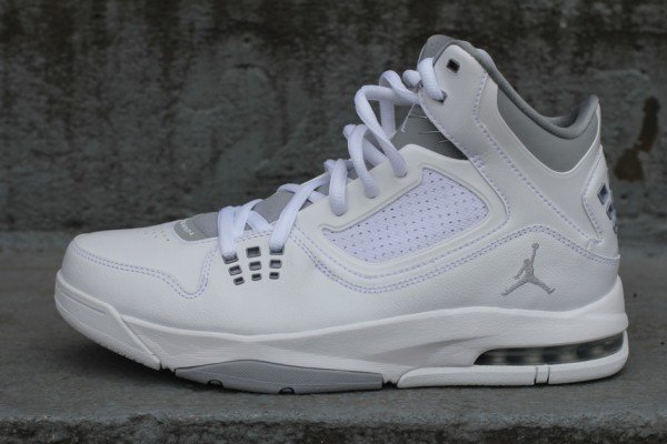 Jordan Flight 23 RST 'White/Wolf Grey'