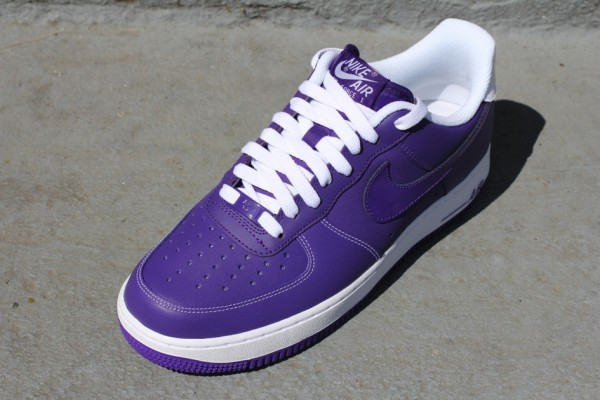 Nike Air Force 1 Low 'Court Purple' - Another Look