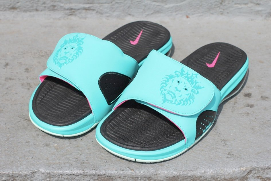 Nike Air LeBron Slide 'South Beach' - Now Available at Oneness