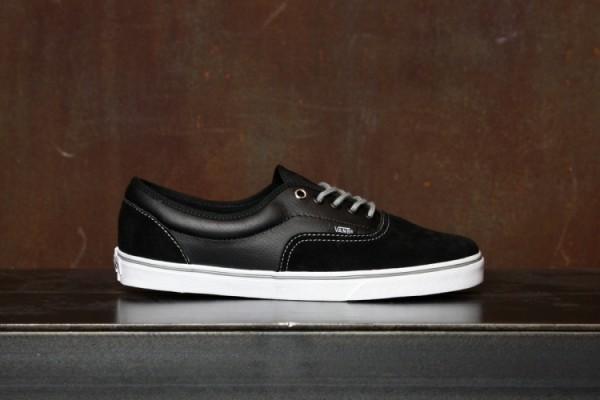 Vans LPE 'Suede and Leather'