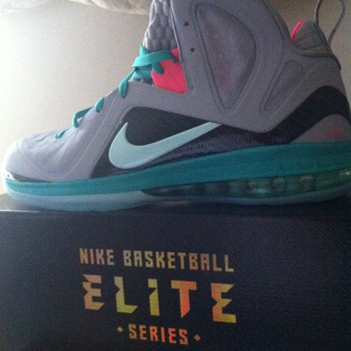 Nike LeBron 9 Elite 'South Beach' - Release Date + Info