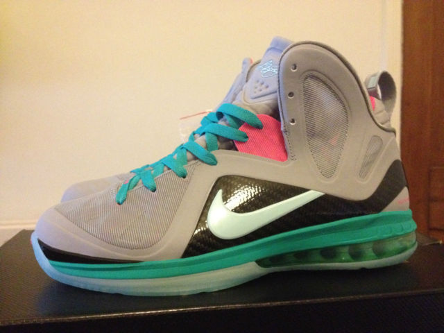 Nike LeBron 9 Elite 'South Beach' Available Early