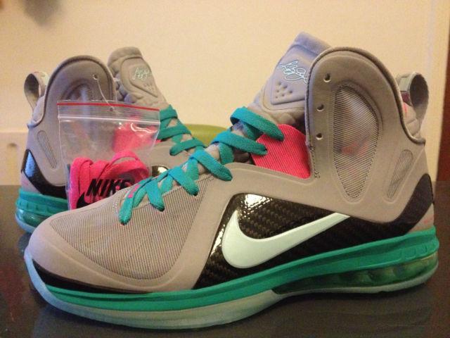 Nike LeBron 9 Elite 'South Beach' Available Early