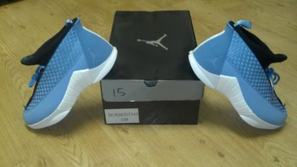 Air Jordan XV (15) 'Pantone' Sample