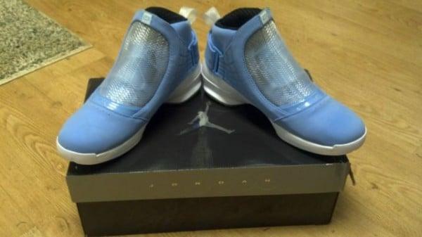 Air Jordan XIX (19)  Pantone  Sample  5754f757e