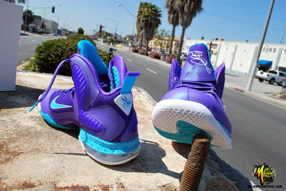 Nike LeBron 9 'Summit Lake Hornets' - Arriving at Retailers