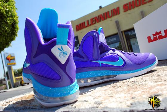 Nike LeBron 9 'Summit Lake Hornets' - Arriving at Retailers