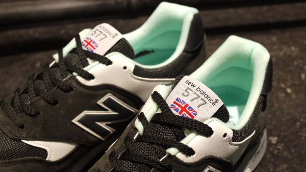 New Balance M577 Made In UK 'Grey/Ivory'