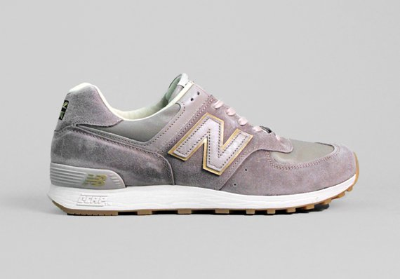 New Balance 574 Road to London 'Grey' - Now Available