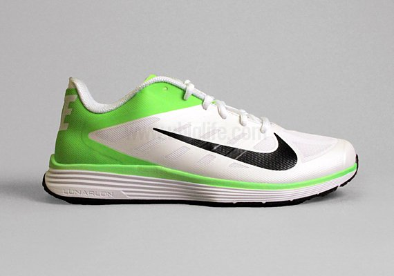 Nike Lunar Vapor Trainer 'White/Black-Electric Green'