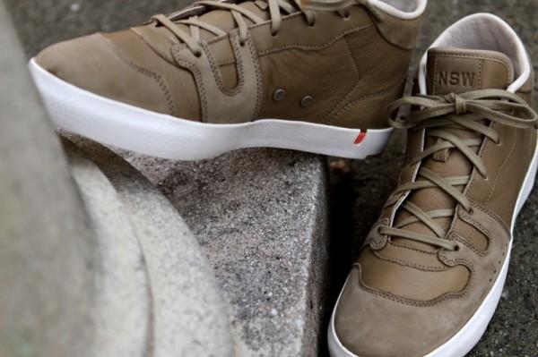 Nike Manor PRM NSW 'Khaki' - Now Available at Kith Manhattan
