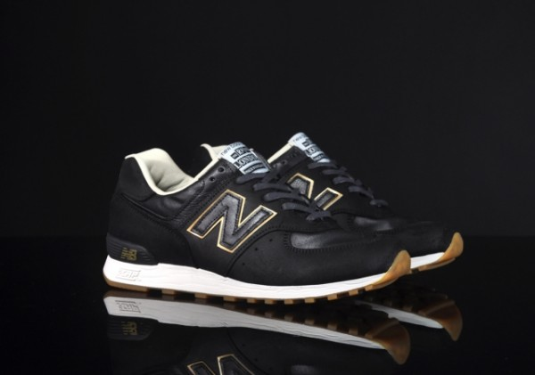 new balance 574 brown sole