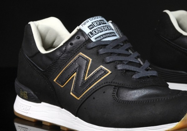 New Balance 574 Road to London 'Black' - Now Available
