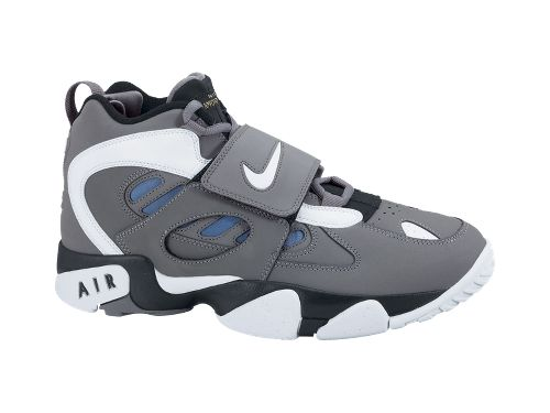 Nike Air Diamond Turf II 'Cool Grey' - Now Available