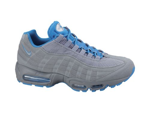 Nike Air Max 95 'Stealth/Neptune Blue' - Now Available at NikeStore