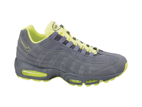 Nike Air Max 95 'Cool Grey/Volt'