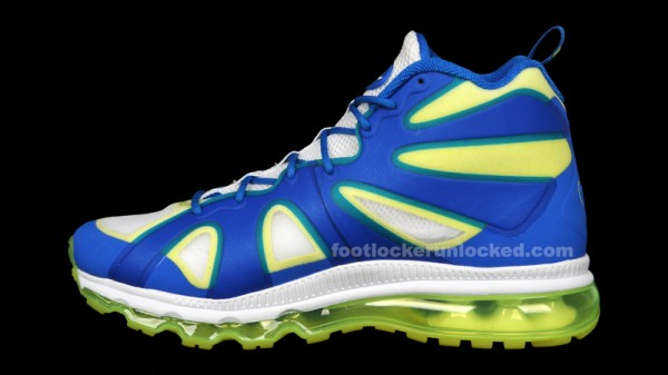 Release Reminder: Nike Air Max Griffey Fury 'Soar/White-Cyber-Black'