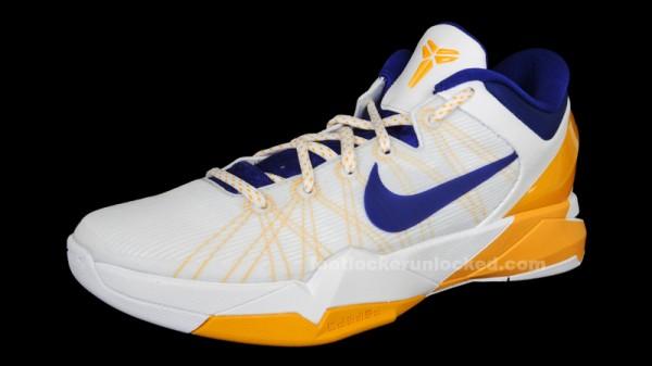 Nike Kobe VII (7) 'Home' - One Last Look