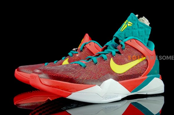 promo code d5a80 d4436 Nike Kobe VII (7) System Supreme 'Year Of The Dragon' - Updated US ...