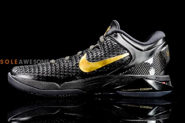 new arrival 5dc00 ab0c6 Nike Zoom Kobe VII (7) Elite  Away  - New Images