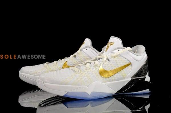 info for 77eab 830fb Nike Zoom Kobe VII (7) Elite 'Home' - New Images | SneakerFiles