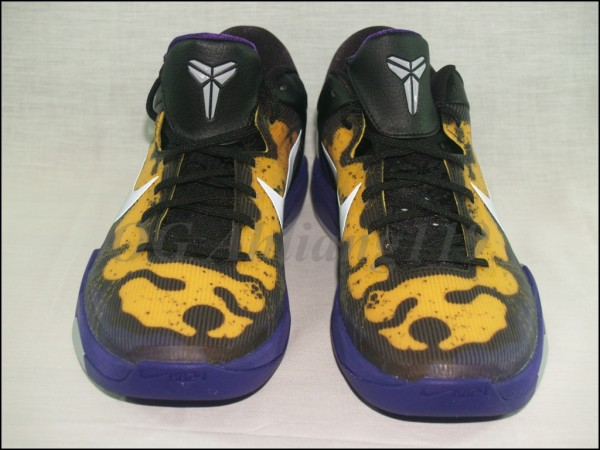 Nike Kobe VII (7) 'Lakers Poison Dart Frog' - Another Look