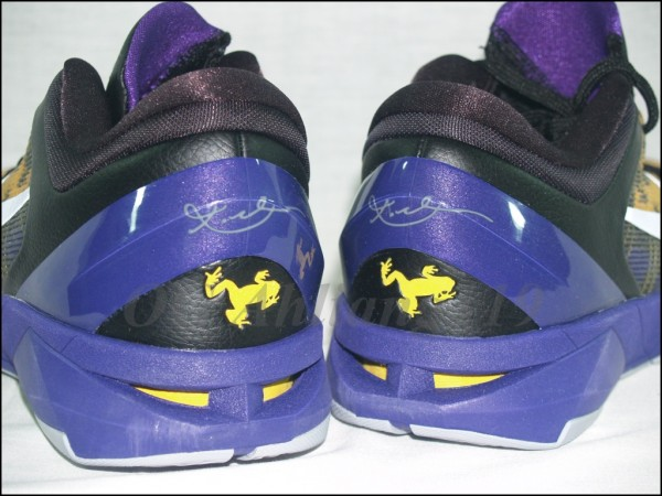 Nike Kobe VII (7)  Lakers Poison Dart Frog  - Another Look ... 9bec86819559