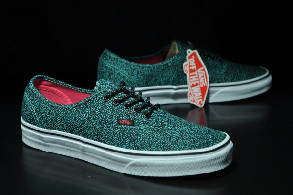 Vans Authentic Speckle  Green  - Now Available  2dc7f176e5