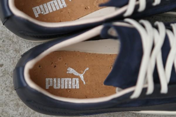 PUMA Sport Fashion Rudolf Dassler Ansbach 'Navy'