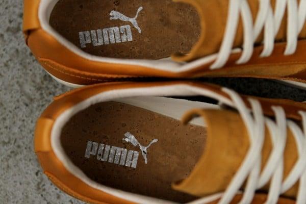 PUMA Sport Fashion Rudolf Dassler Ansbach 'Mustard'