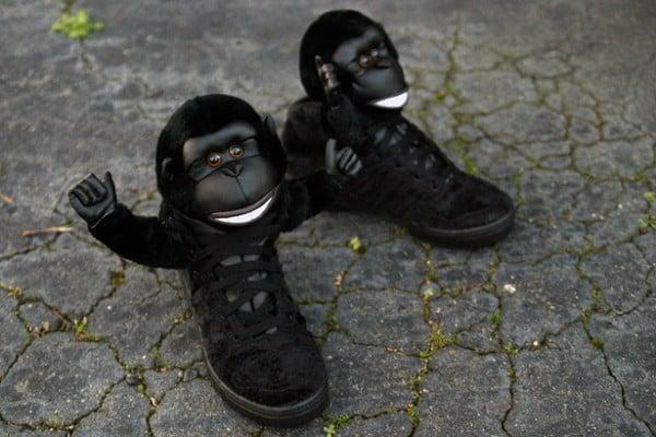 adidas Originals by Jeremy Scott Gorilla - Release Date + Info