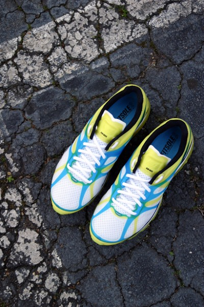 Nike Air Max+ 2012 'White/Volt-Blue Spark'