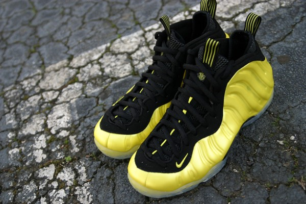 Nike Air Foamposite One 'Electrolime' - More Looks