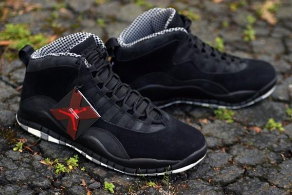 Air Jordan X (10) 'Stealth' - More Looks