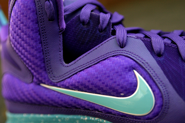 Nike LeBron 9 'Summit Lake Hornets' - High Quality Look