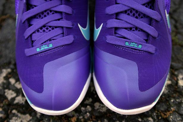 Nike LeBron 9 'Summit Lake Hornets' - High Quality Look