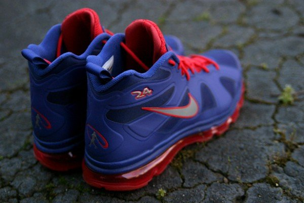 Nike Air Max Griffey Fury 'Old Royal/Action Red' - Now Available