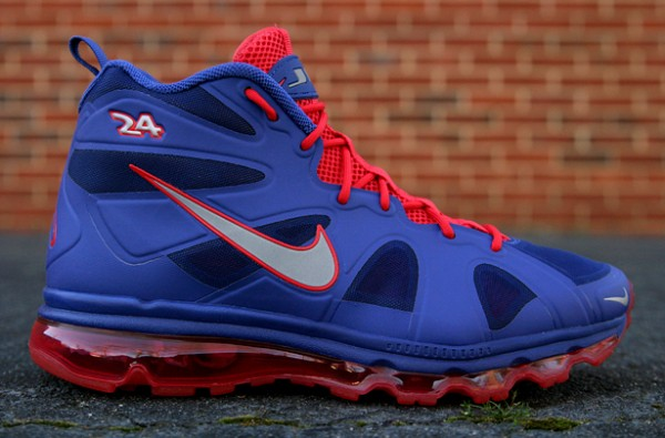 Nike Air Max Griffey Fury  Old Royal Action Red  - Now Available ... 35a73e955