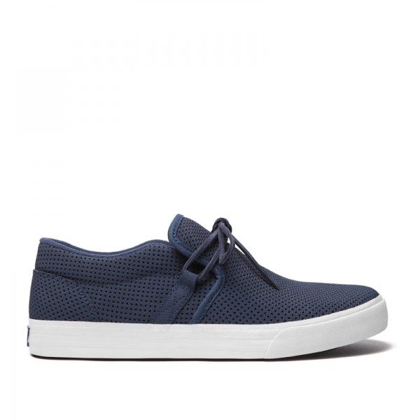 Supra Cuban 'Navy Blue Raptor TUF'