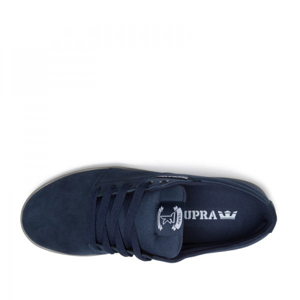 Supra Stacks 'Navy'