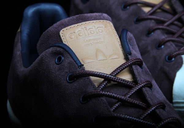 adidas Originals Superstar 80s Clean 'Mahogany'